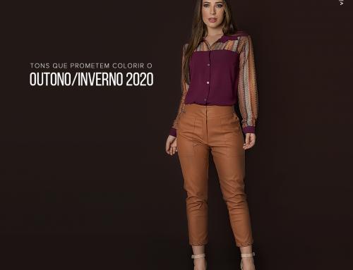 Outono/Inverno 2020: conheça as cores da estação!